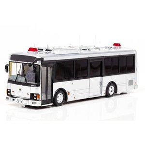 1/43 いすゞ エルガミオ バス 2012 警視庁刑事部機動捜査隊指揮官車両 宮沢模型流通限定  《03月予約》
