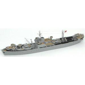 1/700 独海軍MRS 25-26号機雷掃海艦1944 レジンキット(再販)[ニコモデル]《01月予約》 amiami