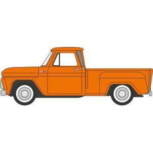 1/87 シボレー ステップサイド ピックアップ 1965 オレンジ[Oxford]《在庫切れ》|amiami