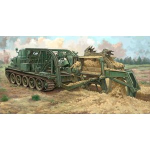 """1/35 ソビエト軍 高速掘削車 """"BT..."""