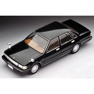 トミカリミテッドヴィンテージ ネオ LV-N43-18a セドリック セダン(黒)[トミーテック]《発売済・在庫品》|amiami