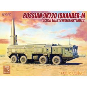 1/72 ロシア軍 9K720 イスカンデ...
