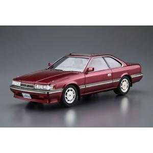 ザ・モデルカー No.61 1/24 ニッサン UF31 レパード3.0アルティマ '86 プラモデル[アオシマ]《11月予約》|amiami
