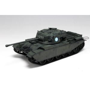 ガールズ&パンツァー劇場版 1/35 巡航戦車 A41 センチュリオン 大学選抜チーム プラモデル[プラッツ]《05月予約》
