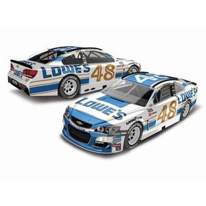 1/64 NASCAR Cup Series 2017 Chevrolet SS LOWES #48 Jimmie Johnson[Lionel Racing]《10月仮予約》|amiami