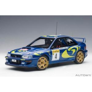 1/18 スバル インプレッサ WRC 1997 #4 ピエ...