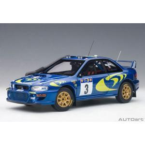 1/18 スバル インプレッサ WRC 1997 #3 コリ...