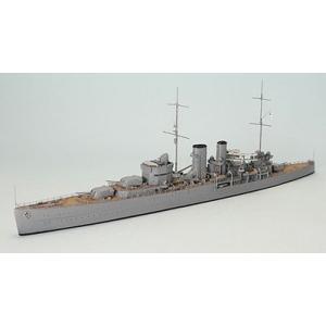 1/700 英海軍ヨーク級重巡エクセター1939・シュペー追撃戦 レジンキット[ニコモデル]《01月予約》 amiami
