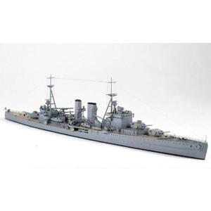 1/700 英海軍ヨーク級重巡エクセター1942・スラバヤ海戦 レジンキット(再販)[ニコモデル]《01月予約》 amiami