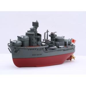 ちび丸艦隊シリーズNo.37 ちび丸艦隊 冬月 プラモデル[フジミ模型]《02月予約》 amiami