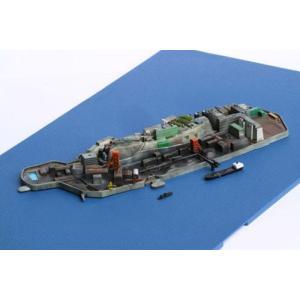 1/3000 集める軍艦シリーズ No.99 軍艦島(端島) プラモデル[フジミ模型]《05月予約》
