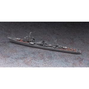 1/700 日本駆逐艦 霞 プラモデル[ハセガワ]《06月予約》