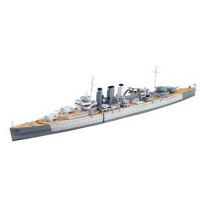1/700 ウォーターライン  限定 英国重巡洋艦ドーセットシャー インド洋セイロン沖海戦 プラモデル[アオシマ]《07月予約》