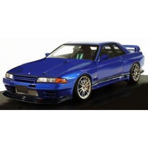 新品イグニッションモデル 1/43 トップシークレット GT-R (VR32) ブルー メタリック 完成品「得トクセール」の商品画像|ナビ