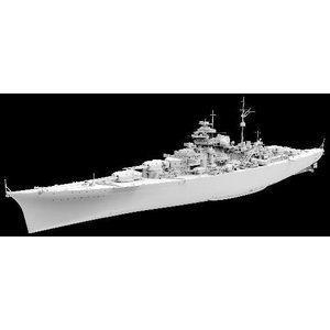 1/700 ドイツ戦艦 ビスマルク 1941年 プラモデル[フライホークモデル]《11月予約》