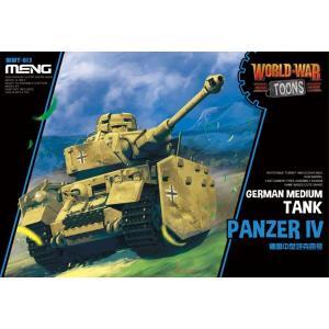WWT ドイツ中戦車 IV号戦車 プラモデル[M...の商品画像