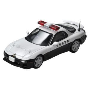 トミカリミテッド ヴィンテージ ネオ TLV-N180a マツダRX-7 パトロールカー[トミーテック]《発売済・在庫品》|amiami