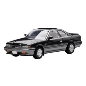 トミカリミテッドヴィンテージ ネオ TLV-N118d レパード XS-II (黒/グレー)[トミーテック]《発売済・在庫品》|amiami