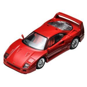 トミカリミテッドヴィンテージ ネオ TLV-NEO フェラーリF40(赤)[トミーテック]《03月予約》|amiami