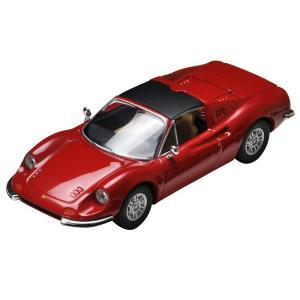 トミカリミテッドヴィンテージ TLV ディーノ246GTS(赤)[トミーテック]《発売済・在庫品》|amiami