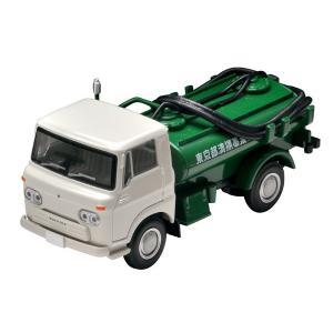 トミカリミテッドヴィンテージ LV-180a エルフバキュームカー(白/緑)[トミーテック]《発売済・在庫品》|amiami