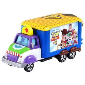 ディズニートミカ ディズニーモータース DM-07 ジョリーフロート トイ・ストーリー4[タカラトミー]《発売済・在庫品》|amiami