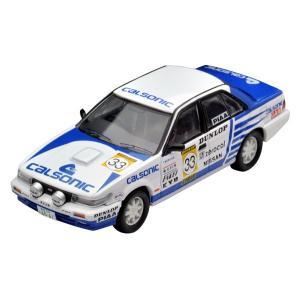 トミカリミテッドヴィンテージ ネオ LV-N185b ブルーバードSSS-R 全日本ラリー[トミーテック]《発売済・在庫品》|amiami