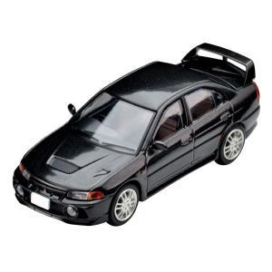 トミカリミテッドヴィンテージ ネオ LV-N186b ランサーGSRエボリューションIV(黒)[トミーテック]《発売済・在庫品》|amiami
