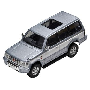 トミカリミテッドヴィンテージ ネオ LV-N189a パジェロ スーパーエクシードZ(銀/白)[トミーテック]《発売済・在庫品》|amiami