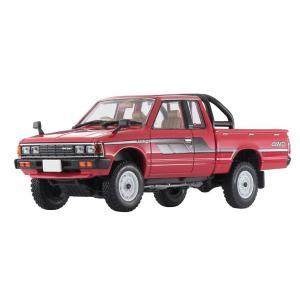 トミカリミテッドヴィンテージ ネオ TLV-N43-26a ダットサン キングキャブ4WD(赤)[トミーテック]《09月予約》|amiami