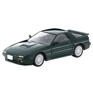 トミカリミテッドヴィンテージ ネオ LV-N 日本車の時代 14 マツダ サバンナ RX-7 アンフィニ(緑)[トミーテック]《01月予約》|amiami
