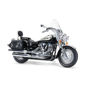 タミヤ 1/12 オートバイシリーズ No.135 ヤマハ XV1600 ロードスター カスタム プラモデル 14135の商品画像|ナビ