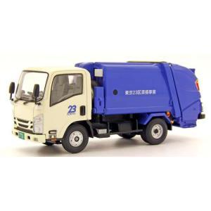 KYOSHOオリジナル 1/43 いすゞ エルフ 清掃車 (東京23区)[京商]《11月仮予約》|amiami