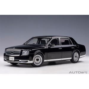1 18 トヨタ センチュリー 神威 〈かむい〉 エターナルブラック オートアート の商品画像|ナビ