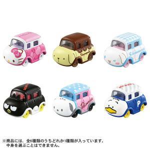 ドリームトミカ サンリオキャラクターズコレクション2 6個入りBOX[タカラトミー]《発売済・在庫品》|amiami