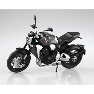 1/12 完成品バイク Honda CB1000R ソードシルバーメタリック [スカイネット]の商品画像 ナビ