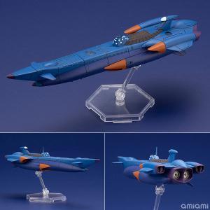ふしぎの海のナディア 万能潜水艦 ノーチラス号 1/1000 プラモデル[コトブキヤ]《08月予約》|amiami