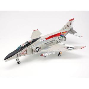1/48 マクダネル・ダグラス F-4B ファントムII[タミヤ]《発売済・在庫品》