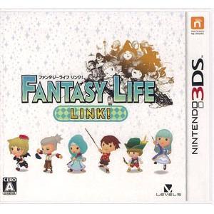 3DS ファンタジーライフ LINK![レベルファイブ]《取り寄せ※暫定》