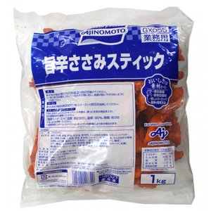味の素 旨辛ささみスティック 1kg|amicashop