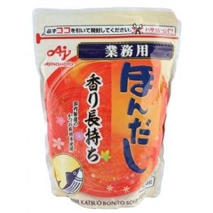 味の素 ほんだし かつおだし(袋) 1kg|amicashop