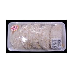 【冷凍】 ベーコンとチーズに炒めた玉ねぎとコーンを加え、ソーセージでサンドした商品を5個入りのパック...
