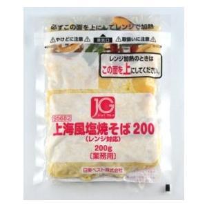 ジョイグルメ 上海風塩焼そば(レンジ) 200g