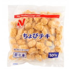 ニチレイ ちょびチキ 500g|amicashop