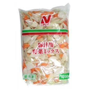 ニチレイ 豚汁用野菜ミックス 1050g amicashop