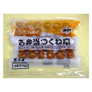 【奉仕品】ニッスイ お弁当つくね串 276g(12本)