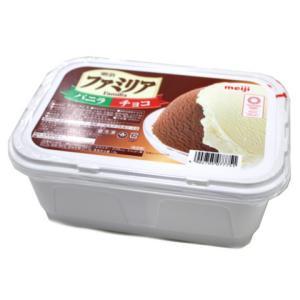 明治 ファミリア(バニラ&チョコ) 2L amicashop