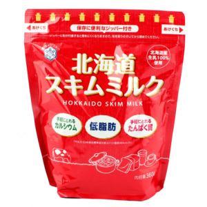 雪印 北海道スキムミルク 360g