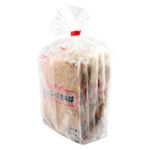マルハニチロ 直火炒めお好みソース焼きそば 200g×5|amicashop