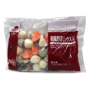 OM 和風野菜ミックス 500g|amicashop